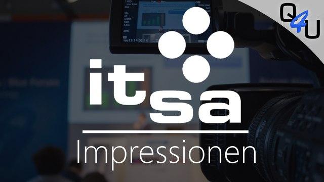 it-sa 2016: Messetrailer & Impressionen   QSO4YOU Tech