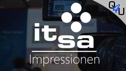 it-sa 2016: Messetrailer & Impressionen | QSO4YOU Tech