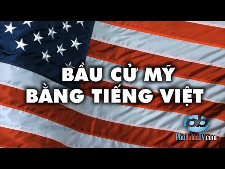 Bầu cử Mỹ, bằng tiếng Việt