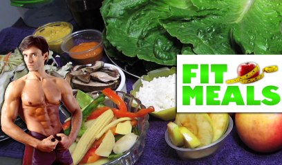 HOW TO LETTUCE WRAP TACOS | Fit Meals #2