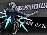Walkthrough - Devil May Cry 4 Special Edition - Vergil [11/20] : Vergil Vs Sanctus (1)