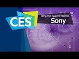 Resumo da conferência da Sony na CES 2016 - TecMundo