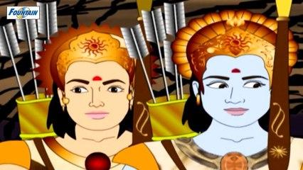 Ramayan - Tratika Vadh Scene - Bhojpuri