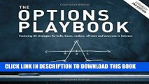 Ebook The Options Playbook, Expanded 2nd Edition: Featuring 40 strategies for bulls, bears,