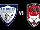 Colomiers Rugby vs Lou Rugby