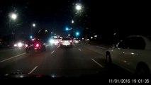 Close Call at Intersection