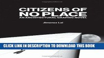 Best Seller Citizens of No Place: An Architectural Graphic Novel Free Download