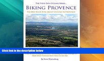 Buy NOW  Biking Provence The Best Book Ever About Cycling In Provence The Steve Says Cycling