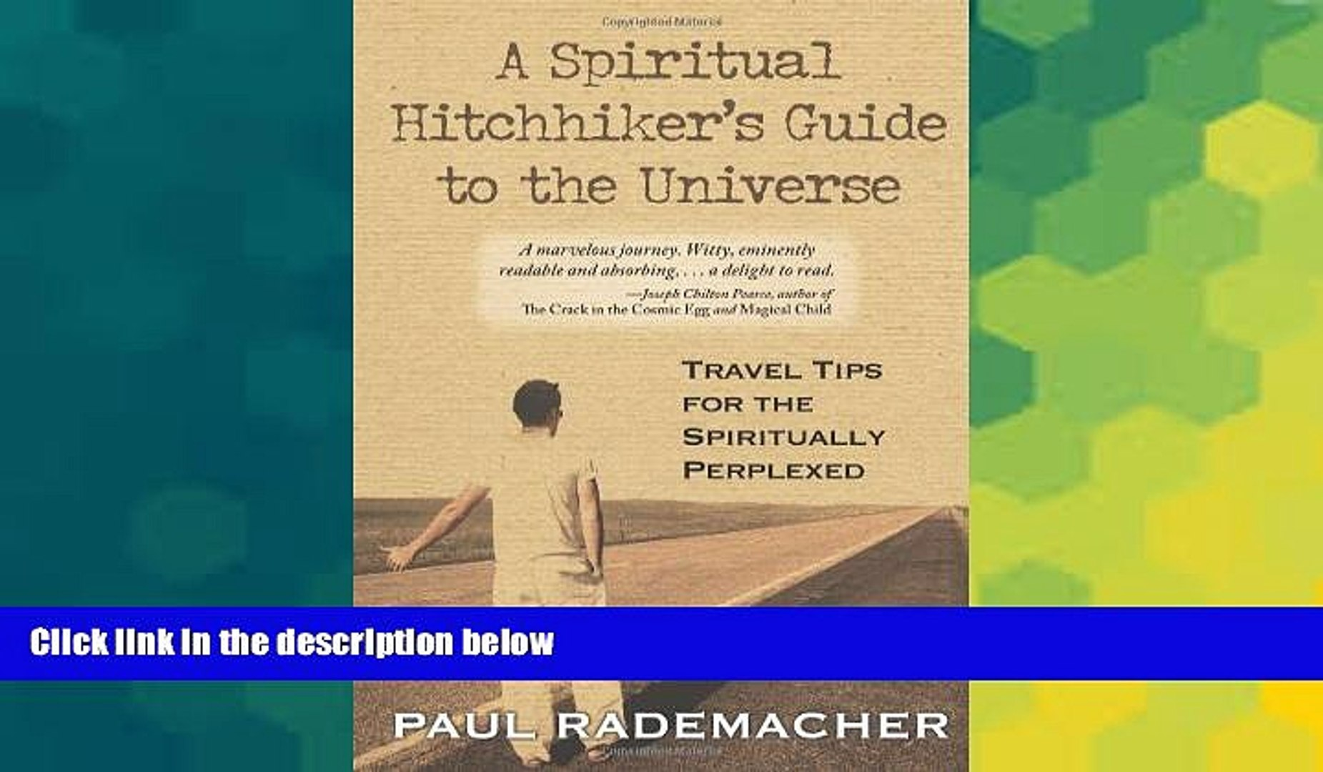 Ebook deals  A Spiritual Hitchhiker s Guide to the Universe: Travel Tips for the Spiritually