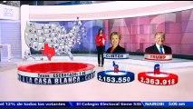 Estadounidenses votan para renovar escaños de Cámara de Representantes en elecciones presidenciales