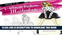 Ebook Sketch and Go: 5-Minute Fashion Illustration: 500 Templates and Techniques for Live Fashion