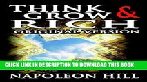 [READ] EBOOK Think and Grow Rich: The 21st-Century Edition : Revised and Updated BEST COLLECTION
