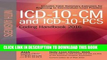 [READ] EBOOK ICD-10-CM and ICD-10-PCS Coding Handbook, with Answers, 2016 Rev. Ed. BEST COLLECTION