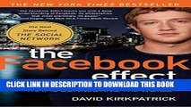 [READ] EBOOK The Facebook Effect: The Inside Story of the Company That Is Connecting the World