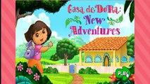 Dora the Explorer - Casa de Dora - New Adventures!