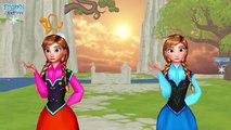 Frozen Cartoon Mr Sun Sun Mr Golden Sun Children Nursery Rhymes for Babies, Kids | Frozen Songs