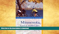 FAVORITE BOOK  Explorer s Guide Minnesota, Land of 10,000 Lakes (Second Edition)  (Explorer s