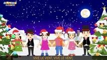 Compilation des plus belles chansons de Noël   Chansons pour enfants   Petit papa Noël etc.