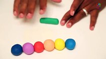 Play Doh Rainbow Popsicle | Play Doh Popsicle | Rainbow Ice Cream Candy | Rainbow Ice Cream Bar