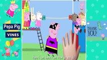 Peppa Pig Vines Peppa Pig Batman Finger Family Nursery Rhymes and More Lyrics Peppa Pig Vines