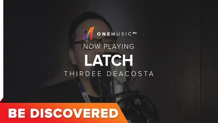 Be Discovered - Latch (Cover) by Thirdee Deacosta