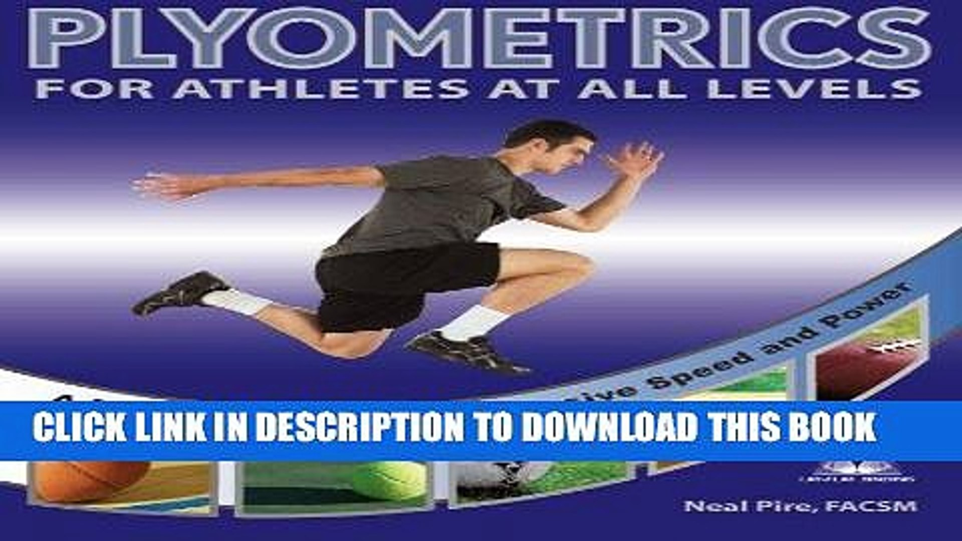 [PDF] Plyometrics for Athletes at All Levels: A Training Guide for  Explosive Speed and Power Full