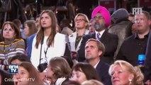 Présidentielle américaine 2016 : le contraste des ambiances dans les QG des deux candidats