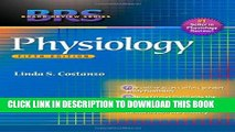 [PDF] Epub BRS Physiology (Board Review Series) Full Online