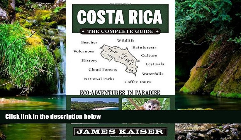 Must Have Costa Rica: The Complete Guide, Ecotourism in Costa Rica (Full Color Travel Guide) | Godialy.com