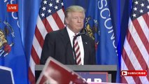 Donald Trump Speech To Audience After Become President - CNN Announces donald trump Wins as President Elect election night 2016