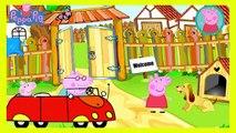 PEPPA PIG MAKEUP LOVE STORY / PEPPA PIG CRYING / PEPPA PIG NEW EPISODES NURSERY RHYMES PARODY