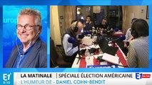 """Pour Cohn Bendit, la victoire de Trump doit """"pousser l'Europe à se prendre en main"""""""