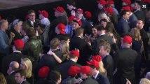 Elections américaines : l'excitation monte au QG de Donald Trump
