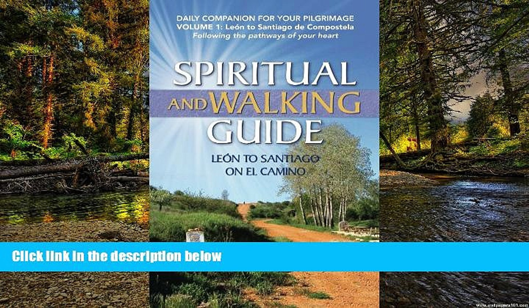 Ebook deals  Spiritual and Walking Guide: Leon to Santiago on El Camino (Spiritual and Walking