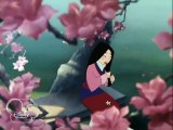 Disney Channel Czech - Promo- Mulan (Premiere)