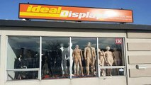 Store Fixtures, Clothing Racks and Display Products