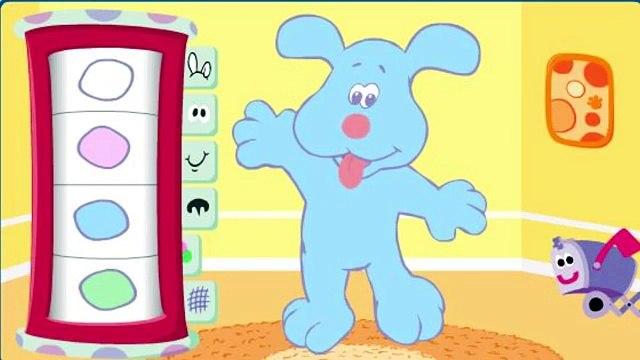Blues Clues - Blues Puppy Maker - Blues Clues Games