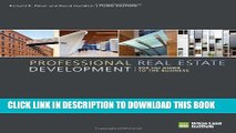 [PDF] Professional Real Estate Development: The ULI Guide to the Business Popular Collection