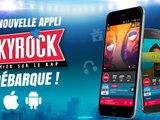 La nouvelle application Skyrock dispo !