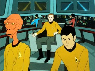 And Let the Heavens Fall Animated STAR TREK episode, Part 1 of 3