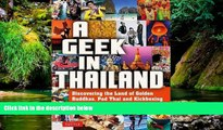 Ebook deals  A Geek in Thailand: Discovering the Land of Golden Buddhas, Pad Thai and Kickboxing