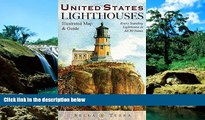 Ebook deals  United States Lighthouses: Illustrated Map   Guide  Most Wanted