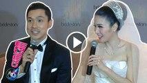 Dapat Suami Sempurna, Sandra Dewi Super Bahagia - Cumicam 09 November 2016