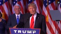 Election de Donald Trump : revivez une nuit électorale historique en 3 minutes