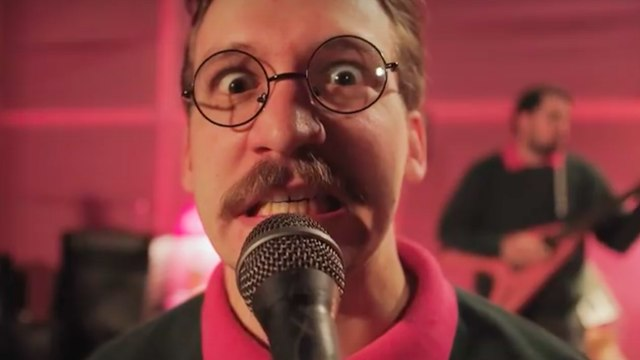 Watch 'The Simpsons' Ned Flanders-Inspired Metal Band Okilly Dokilly