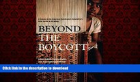 liberty books  Beyond the Boycott: Labor Rights, Human Rights, and Transnational Activism