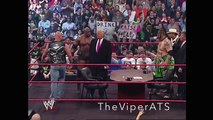 Stone Cold Steve Austin cuts a promo on the newly won President of US (United States of America) Donald Trump - WWE RAW