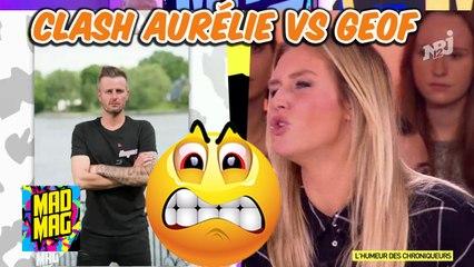BONUS Mad Mag :   Aurélie se clash avec son ex
