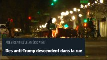 Les manifestations anti-Trump se multiplient