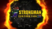 Strongman Corp & African Fin Logo   With Sound